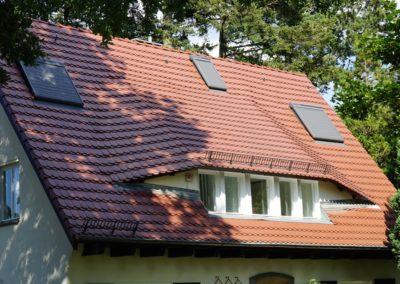 Dächer in Berlin und Brandenburg