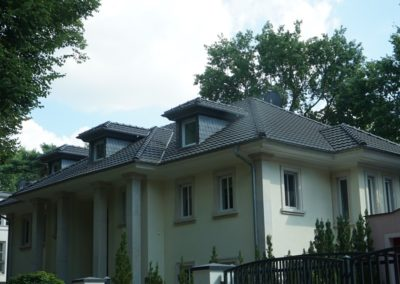 Dächer in Berlin und Brandenburg, Berliner Dach