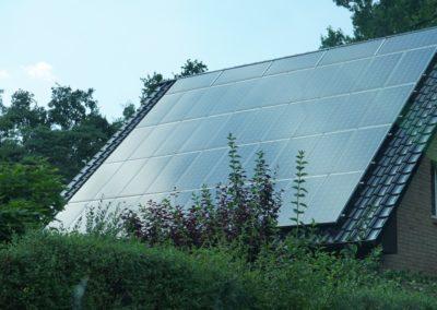 Dächer in Berlin und Brandenburg, Satteldach, Photovoltaik